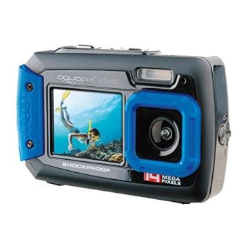 Active Iceblue Unterwasser-Digitalkamera