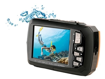 Aquapix W1400 Active Unterwasser-Digitalkamera