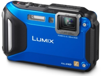 Panasonic DMC-FT5EG9-A Lumix Digitalkamera