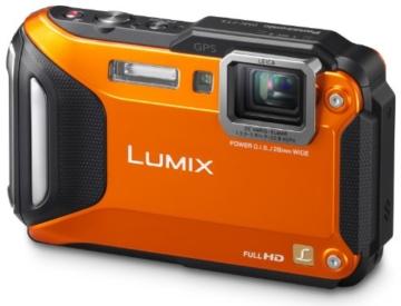 Panasonic DMC-FT5EG9-D Lumix