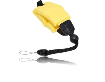Schwimmfähiges Armband für Kompaktkameras und Handys - 1