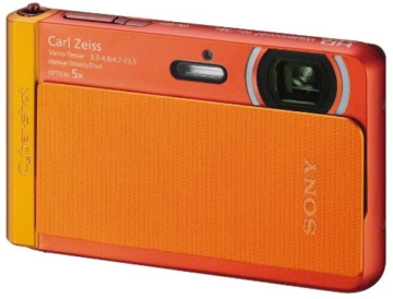 Sony DSC-TX30 [orange]