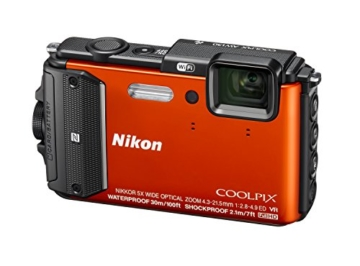 Nikon Unterwasserkamera