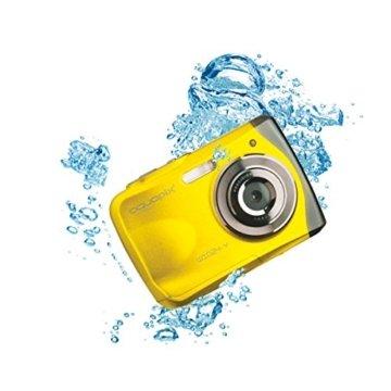 Die Easypix Kamera in Aktion
