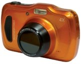 MEDION LIFE S44080 (MD 87280) 6,8cm 2,7 Zoll Wasserdichte Digitalkamera