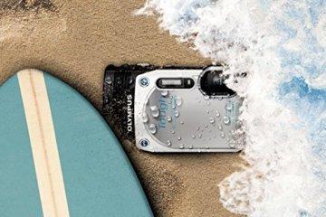 Olympus TG-870 Digitalkamera unter Wasser