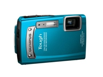 Olympus Tough TG-320 Digitalkamera Vorderansicht