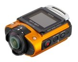 Ricoh WG-M2 kompakte und leichte Actioncam 204 Grad Ultraweitwinkel-Objektiv