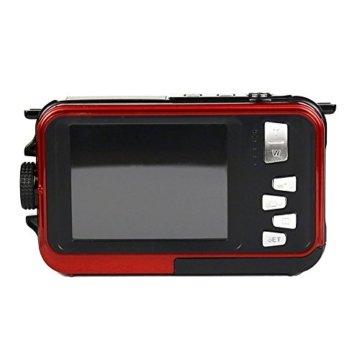 Unterwasser-Kamera Stoga CGT001 Rückansicht