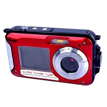 Unterwasser-Kamera Stoga CGT001 Vorderansicht