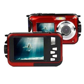 Unterwasser-Kamera Stoga CGT001 Vorne und Hinten gleichzeitig