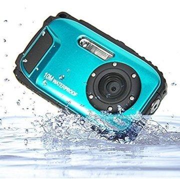 Unterwasser Kamera Stoga im Wasser