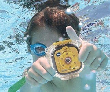 Kidizoom Action Cam im Wasser