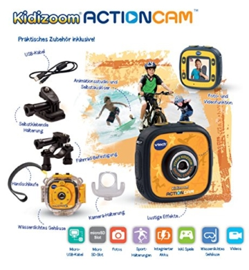 Kidizoom Action Cam Verpackung