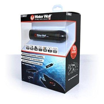 Wasser Wolf Unisex uw1.1HD Unterwasser Angeln Kamera in Verpackung