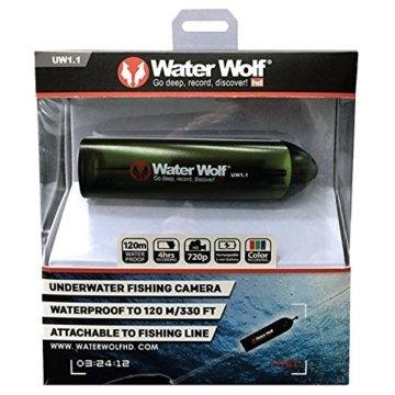 Water Wolf Camera Unterwasser HD, WA48879 in der Verpackung